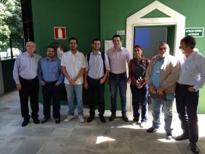 Consultoria na aplicação da VIP – Seleção de Tecnologia para o projeto PDE da SAMARCO Mineração, realizado em Belo Horizonte nos dias 7 e 8 de maio/15