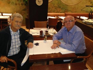 Marcos Buzzato e João Mario Csilag, amigos e fundadores da ABEAV grandes incentivadores da prática da Análise do Valor no Brasil