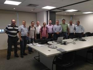 Equipe SAMARCO na aplicação da VIP - Value Improving Practices em projeto da Unidade de Germano realizado em de Belo Horizonte. (16/out/15)