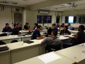 Aula pratica de FMEA de Projetos e Processos com as equipes da Tyco Electronics – Bragança Paulista