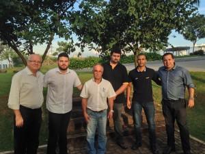 Equipe da URBA –BROSOL no curso de Formação de Auditores Internos da ISO TS 16949 - Vinhedo