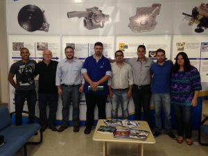Equipe Urba-Brosol e Inpacom no treinamento de APQP realizado na unidade de São Paulo em 26/08/16
