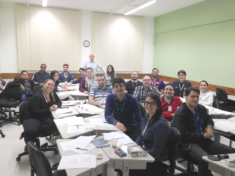 Curso de Engenharia e Análise do Valor na Embraer de São José dos Campos – SP 07/10/16