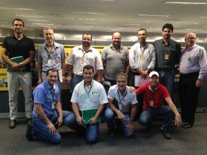 Coaching de Engenharia e Análise do Valor para o Projeto Romicrom, com a equipe da KENNAMENTAL em Indaiatuba. 8/11/16