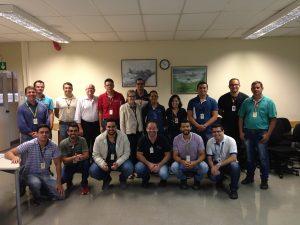 Curso de Engenharia e Análise do Valor do PRODEN com a equipe Embraer de Botucatu. 7/11/16
